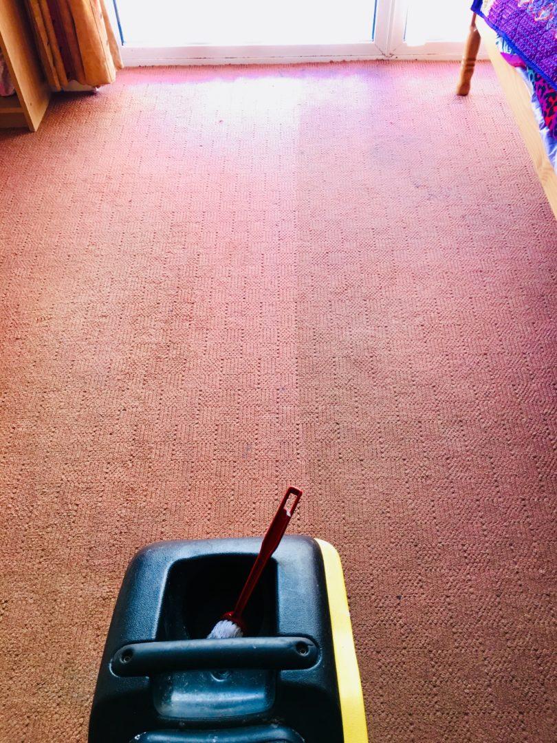 Flying rug - Carpet cleaning in Stillorgan 2